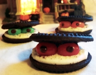Gluten-Free Scary Eye Cookie Recipe