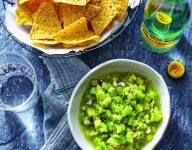 90 Second Roasted Salsa Verde