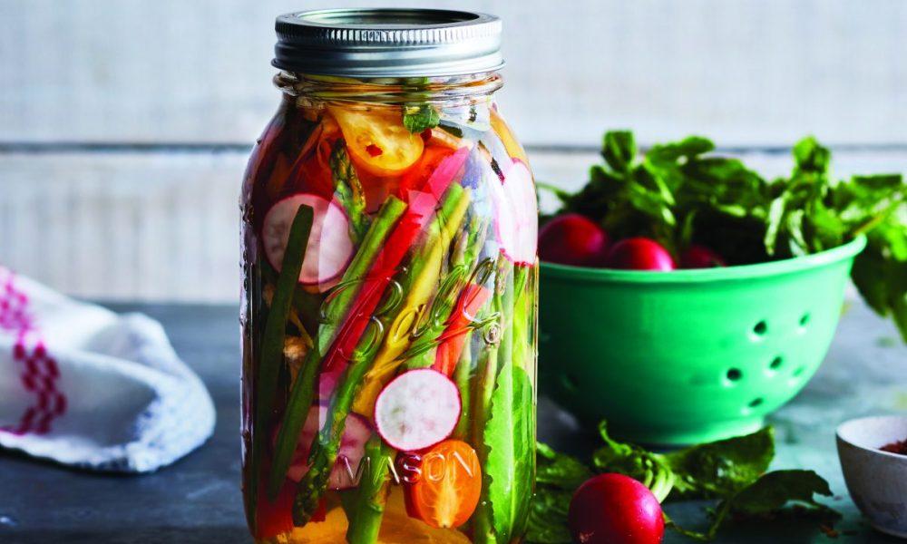 Ball Mediterranean Refrigerator Pickles Food Channel