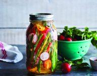 Ball® Mediterranean Refrigerator Pickles