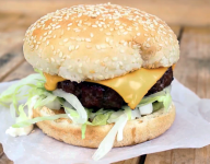 The Classic Flame-Grilled Burger