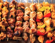 A World of Barbecue Skewers