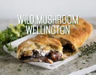 How to Make Mushroom Wellington