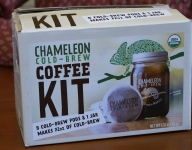 Chameleon Cold-Brew Coffee: Food Channel Finds