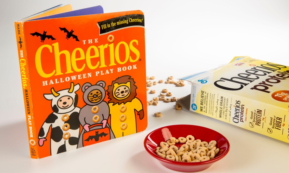 Cheerios Halloween Playbook//Lance Mellenbruch
