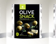 Gaea Olive Snack Packs: Food Channel Finds