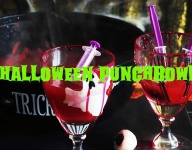 The Ultimate Halloween Punchbowl