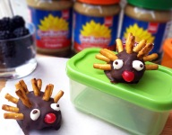 Porcupine Snack Craft