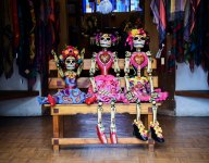 Dia de Los Muertos: A Sensory Celebration of Life
