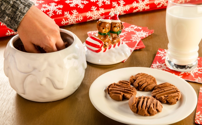 Is Your Hand In the Cookie Jar: 12 Days of Christmas Cookie Jars