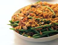 Lightened Up Green Bean Casserole Recipe