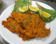 Frank's Veal Cutlets Milanese