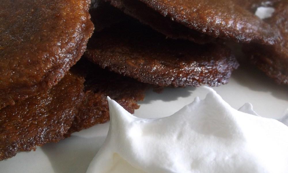 Gingerbread Tiramisu Cookies//Jim Bailey