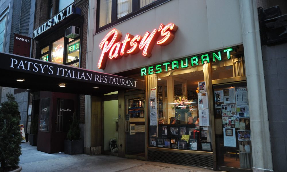 """In honor of what would have been Frank Sinatra's 102nd birthday, we bring you recipes for some of his favorite dishes from Patsy's Italian Restaurant of New York®, known for years as Frank's favorite Italian fare. Operated by the Scognamillo family since 1944, Patsy's has had only three chefs. The late """"Patsy"""" himself, his son Joe and Joe's son Chef Sal Scognamillo, who's been at the kitchen's helm for the past 30 years."""