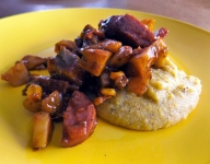 Peppery Sausage Ragout