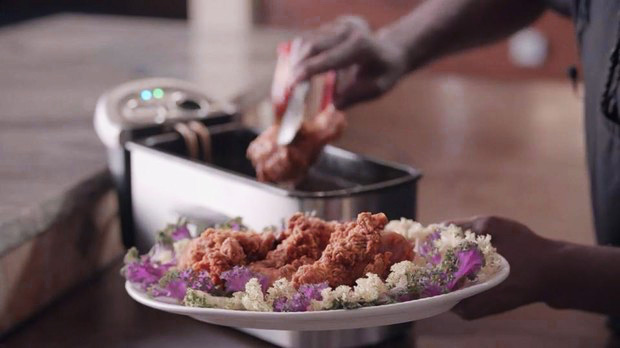 Southern fried chicken is the ultimate American comfort food. Chef Ace Champion shows how to cook southern-style chicken perfectly.