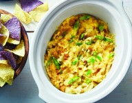 Four-Cheese Artichoke Dip