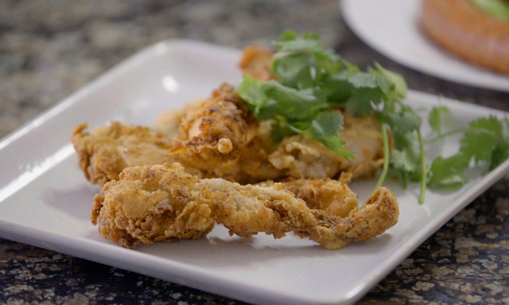 In certain parts of the country, frog legs are a delicacy. When marinated and seasoned right, these delicate portions are spicy, delicious and perfect for your weekly date night.