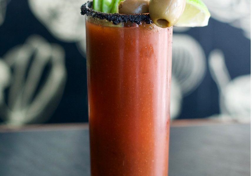 It's New Year's Day and it also happens to be National Bloody Mary Day. And we've got just the concoction for you! Our friends at Sweet Liberty Drinks & Supply Co. in Miami Beach are sharing their recipe for Grandma Sue's Bloody Mary.Sweet Liberty was just ranked as #27 on the 2017 World's 50 Best Bars List. This flavorful, zesty cocktail was created by award-winning bartender John Lermayer and it's the perfect companion for your New Year's Day celebrations.