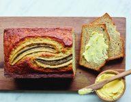 Miso Banana Bread