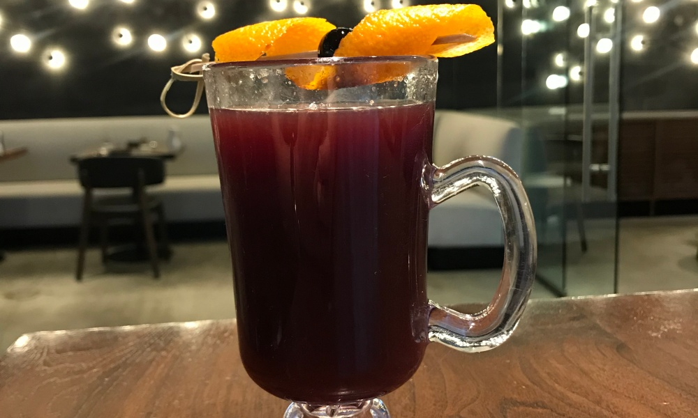 National Hot Toddy Day is coming this month and we're bringing you two red hot versions of this long-beloved drink. It was once touted for its ability to cure the common cold and typically incorporates whiskey, honey, spices and hot water.