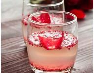Valentine's Cocktail: Sparkling Punch