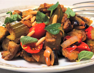 Authentic Sweet and Sour Caponata