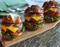 March Madness Monster Sliders