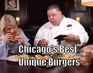 Chicago's Best Unique Burgers at Tavern on Rush