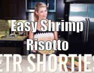 Easy and Healthy Shrimp Risotto Recipe