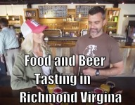 Travel Through Richmond, VA with Food and Beer