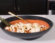 Healthy Cream of Tomato Soup