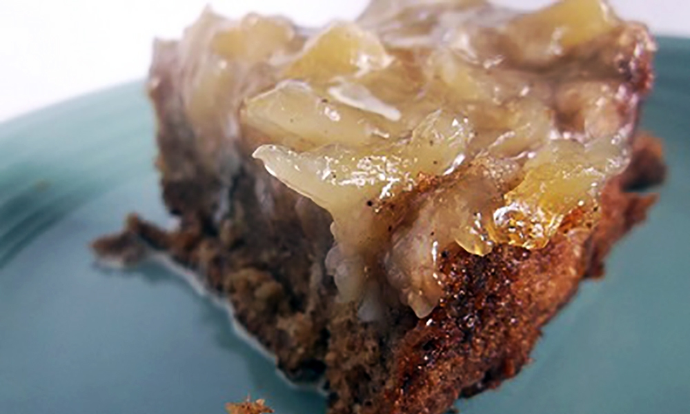 This bread pudding is anything but typical. It is beautifully sweetened, less dense and 'gummy' than many other equivalent puddings and the sweet, caramelized crust that forms makes you want to just pick it off first then eat the middle later.
