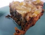 Irish Apple Bread Pudding Pie