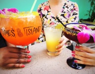 You Deserve to Have a Margarita and Paint Your Nails