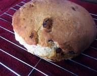 Spotted Dog: Irish-Yankee Soda Bread