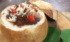 Celebrate the Philadelphia Eagles' championship with this recipe for Philly Cheesesteak Chili created by Becky Geisel, the Executive Chef ofFell Stone Manor in New Jersey.