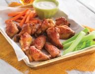 Curried Honey-Glazed Chicken Wings