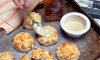 These mouthwatering Apricot Scones with Maple-Ginger Glaze offer a tasty twist on a breakfast classic, perfect for the whole family to enjoy.