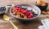 From pecans and chia seeds to coconut oil and berries, get your fill of superfoods with this colorful and nutritious acai berry pecan smoothie bowl.