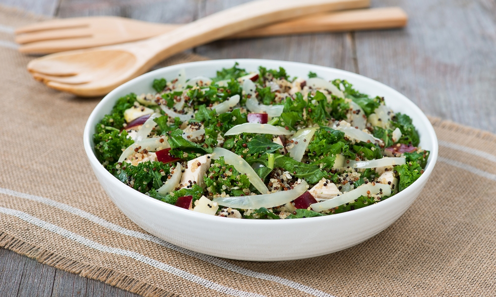 High Protein Salad by National Onion Association