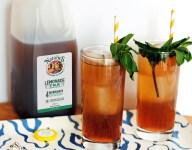 Iced Tea Lemonade Mint Julep