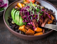Mexican-Style Oaxacan Bowl