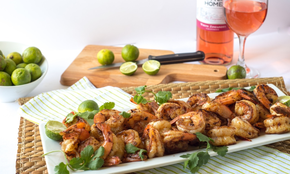This Simple Spicy Key Lime Shrimp dish will remind you of beaches, long summers and delicious seafood meals.