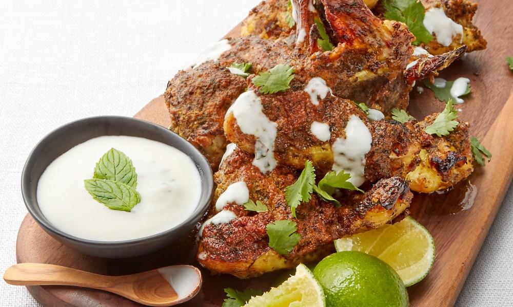 Tandoori Chicken Wings courtesy of Neha Khular, author of Palate Passport