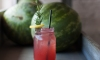 This delicious drink, celebrating the flavor of watermelon, comes courtesy of Yardbird Southern Table & Bar. Made with a blend of white whiskey, fresh watermelon juice, simple syrup, fresh lemon juice, Aperol and soda water, it's sure to delight your guests at Memorial Day gatherings or any occasion during the summer. Cheers!