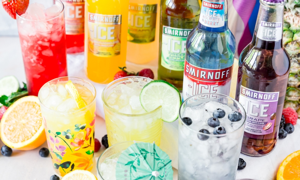 """In celebration of Pride Month this June, our friends at Smirnoff have created a special edition """"Love Wins"""" bottle and are sharing some rainbow-inspired recipes perfect for any celebration."""