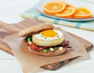 Chipotle Egg Sandwich