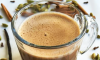This recipe for Dirty Chocolate Chai comes to us from TCHO, the Berkley-based ethically sourced chocolate company, from which we've already featured a couple of recipes using the high-quality chocolate.