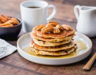 Pecan Protein Pancakes